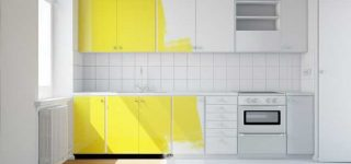 Why Homeowners Should Hire Kitchen Cabinet Painting Professionals