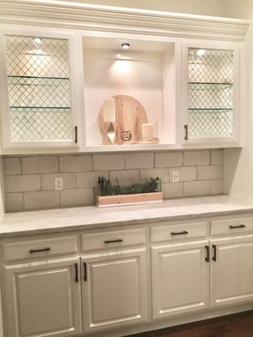 Cabinet Painting & Finishes