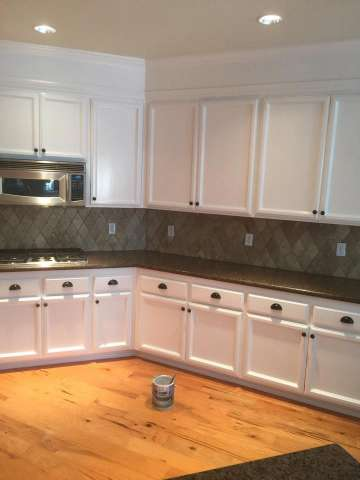 ​Cabinet Painting & Finishes