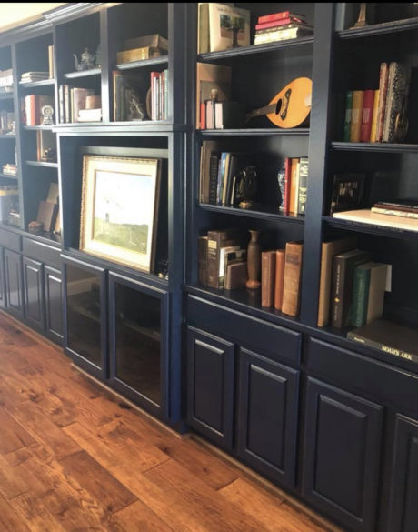 Painting Oak Cabinets - Trico Painting