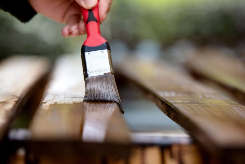 Wood Staining vs. Painting: Which is Best for Your Deck?