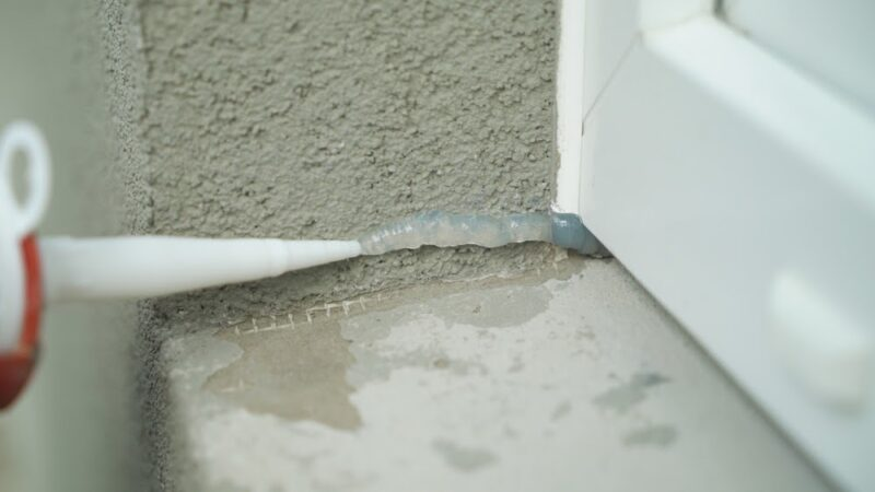 How to Make Sure Your Caulking Stands the Test of Time