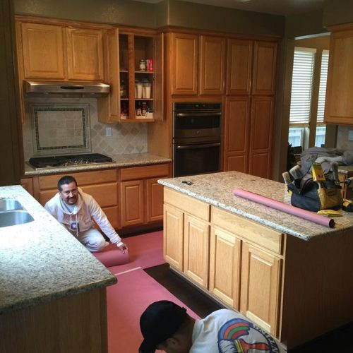 How To Hire The Best Kitchen Cabinet Painting Contractor